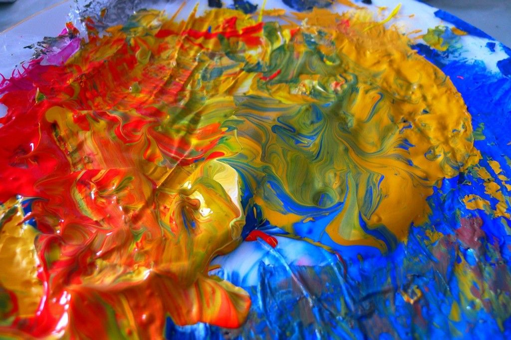 Playtime! Easy Messy Crafts That Your Children Will Love.