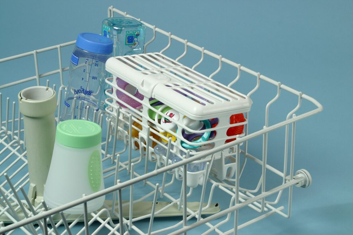 New Prince Lionheart Dishwasher Basket 2-in-1 Combo Baby Feeding Accessory Other Baby Feeding