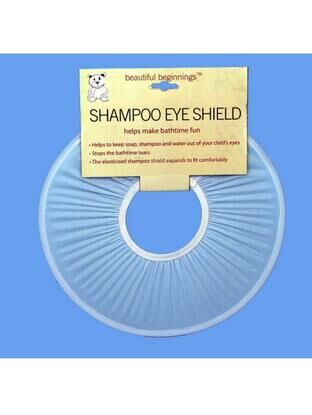 Beautiful Beginnings Baby Shampoo Eye Shield