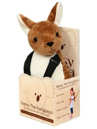 Pipsy Koala Kangaroo Backpack Safety Reins