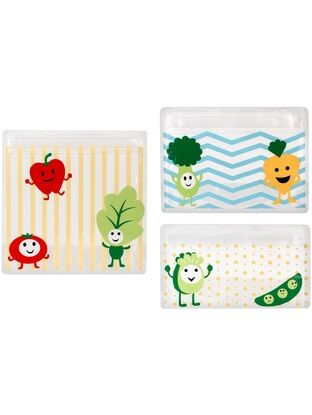 Tummy Grumbles - Reusable Snack Bags