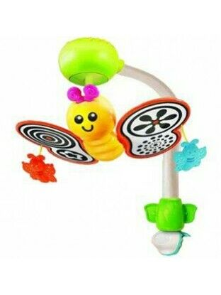 B Kids Butterfly Ballad Mobile Mate
