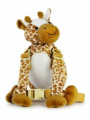 Goldbug Harness Buddy - Giraffe