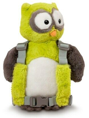 Goldbug Harness Buddy - Owl