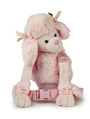 Goldbug Harness Buddy - Pink Poodle