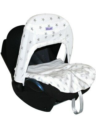 Dooky Luxury Car Seat Footmuff Only 36 99